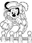 Mickey Mouse als piraat